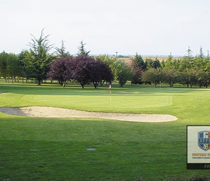 DERMASWING au Golf de Lyon Verger